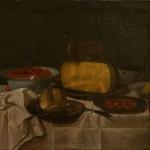 Peinture flamande du 17ème siècle.