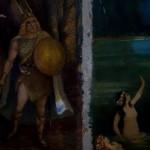 Les 3 actes de Wagner : La malediction de l'anneau de Nibelung.