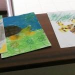 Atelier dessin/peinture Pollionnay
