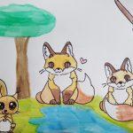 Cours de peinture/dessin des enfants (jours et horaires)